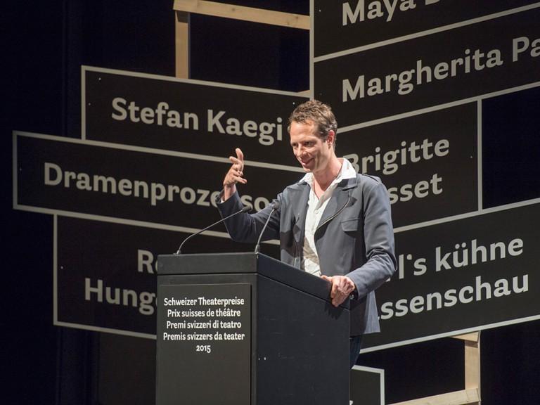 Barbara  Hoffmann Schweizer Theaterpreise