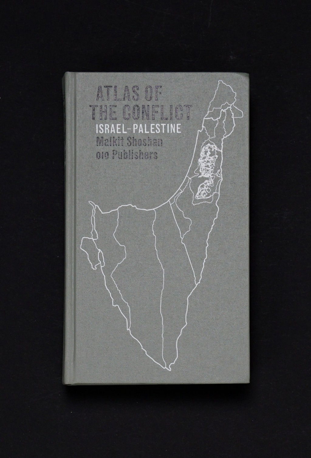 Barbara  Hoffmann Atlas of the Conflict