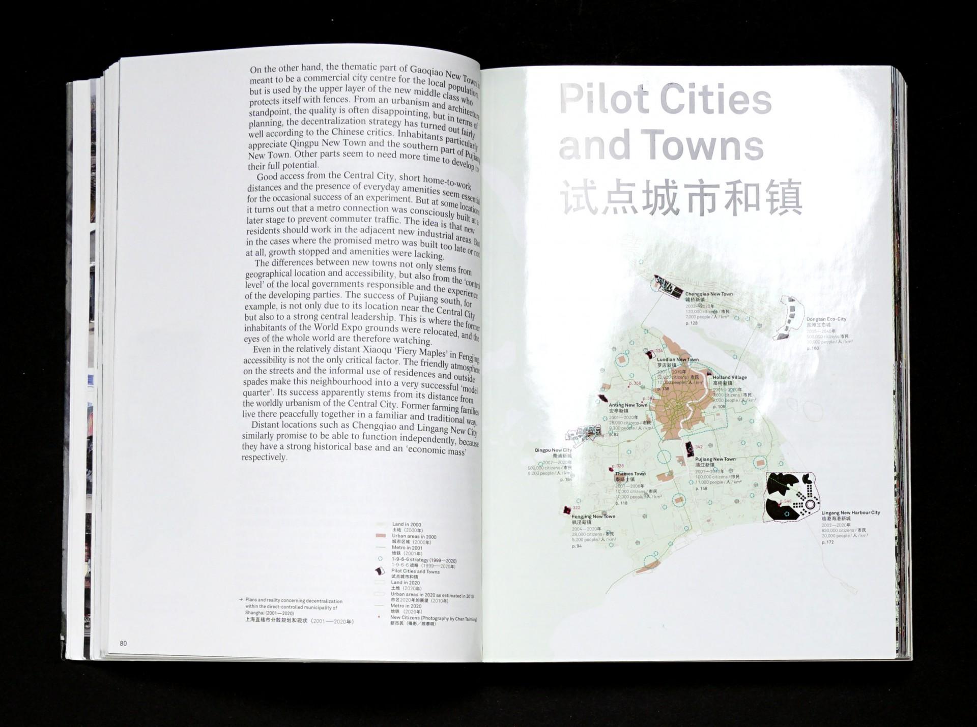 Barbara  Hoffmann Shanghai New Towns
