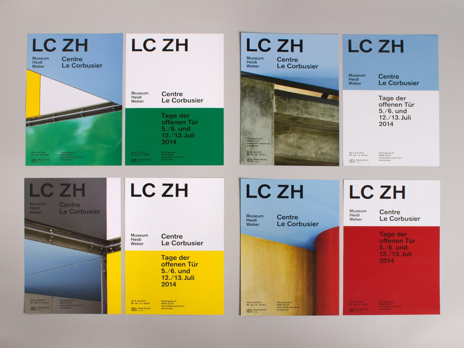 Barbara  Hoffmann Centre Le Corbusier –LCZH