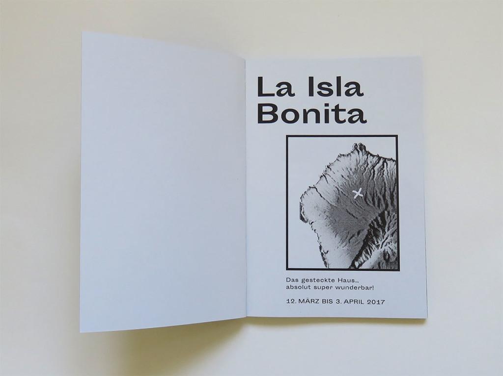 Barbara  Hoffmann Bring mich auf La Palma